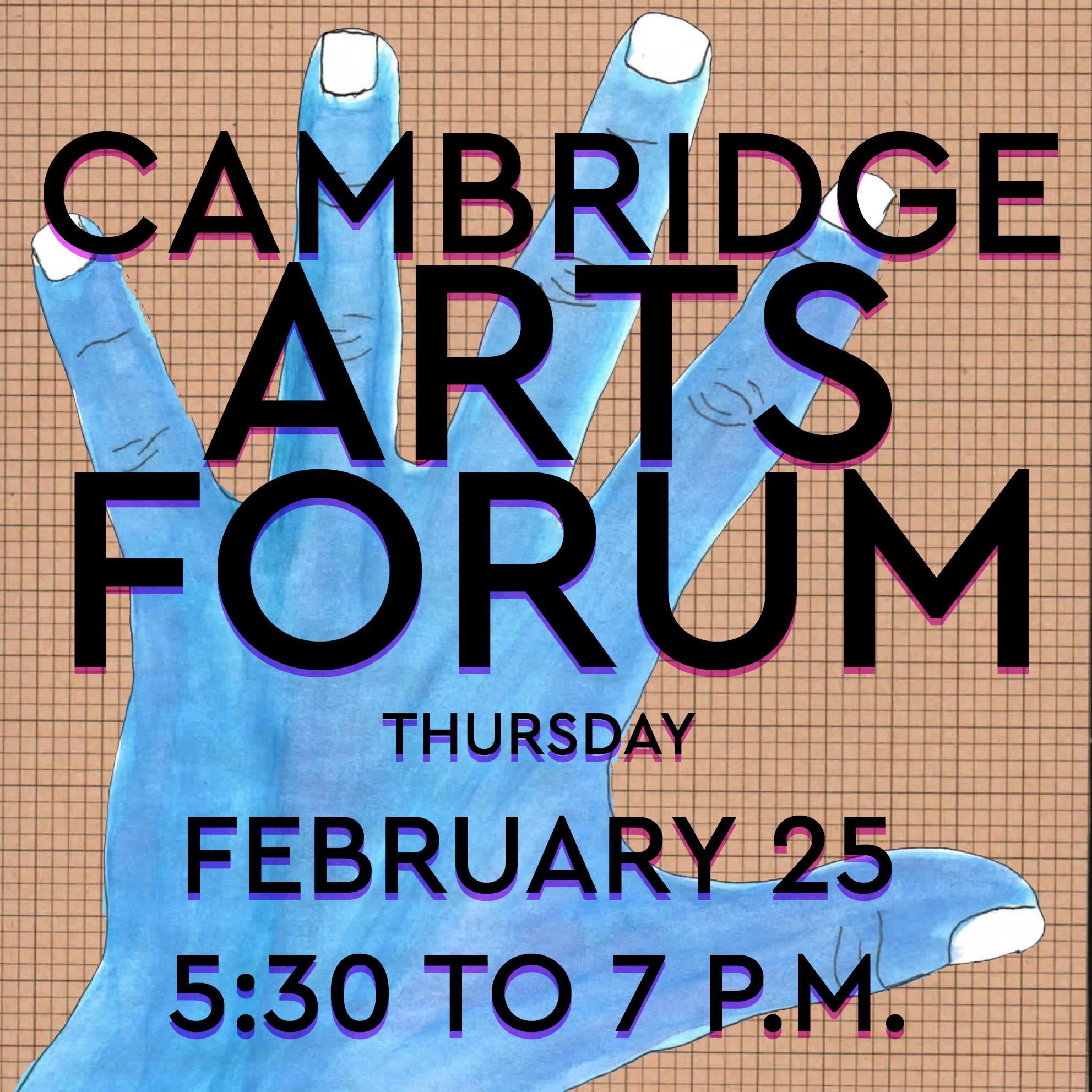 Cambridge Arts Forum